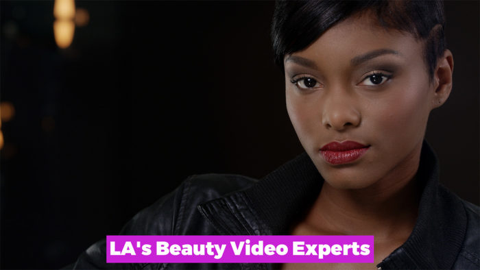 Best beauty videographer in Los Angeles