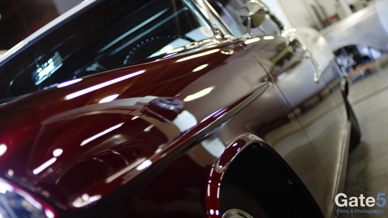 57 chevy classic car auto commercial
