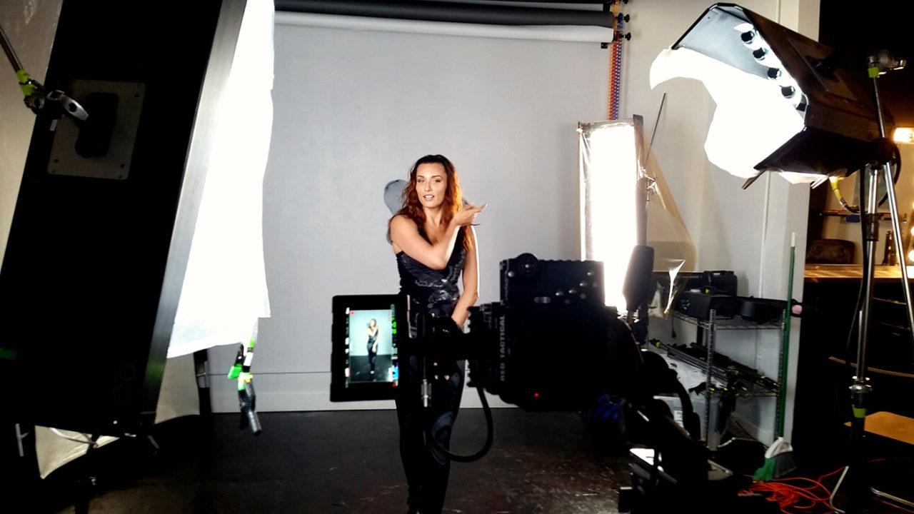 behind the scenes dance film