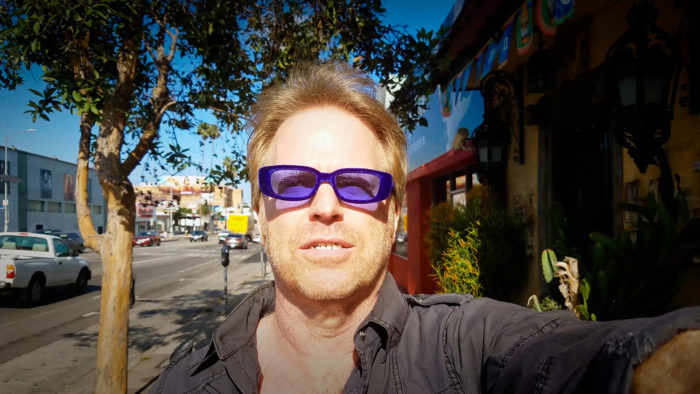 fashion film director greg mcdonald says hello to la jolla