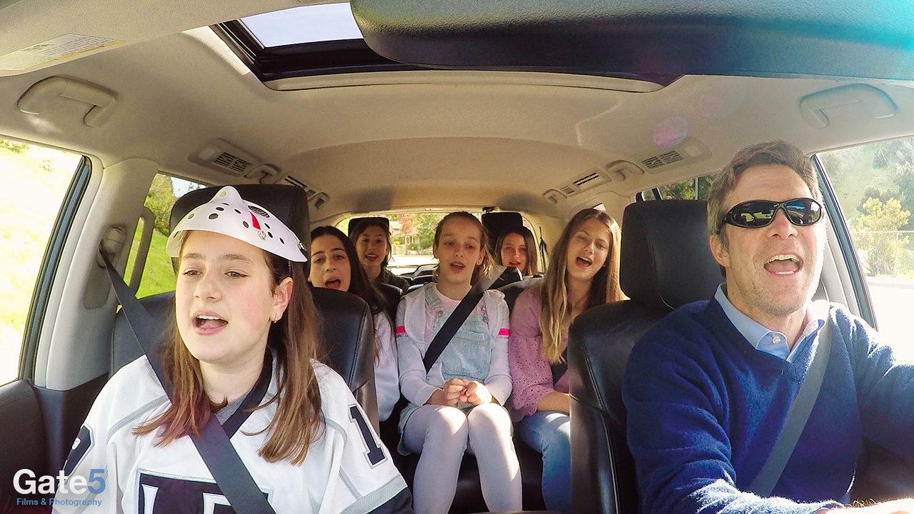 kids carpool karaoke