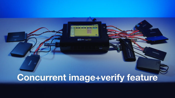 drive imaging technology forensic investigations