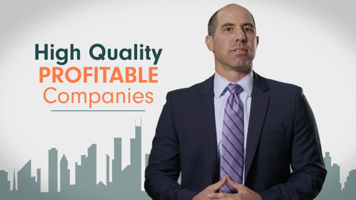 business profile video with employee interviews talking about corporate culture