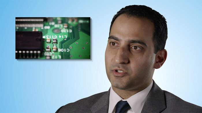 corporate testimonial in greenscreen studio by video production company in Los Angeles Gate5